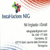 Instal-lacions NIG
