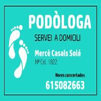 Mercè Casals - Podòloga