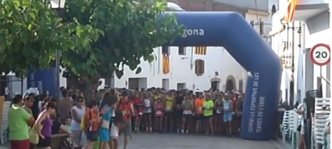 Vídeo cursa Campi Qui Pugui 2018