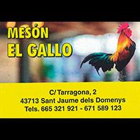 Mesón El Gallo
